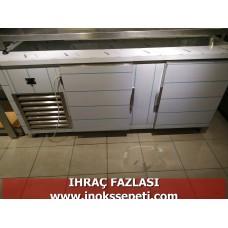 Tezgah Tipi Buzdolabı 190x60x85 (142)