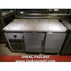 Tezgah Tipi Buzdolabı 150x60x85 (143)
