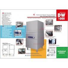 Giyotin Tip Bulaşık Makinesi (1000 TABAK/SAAT) (CE) (MK)